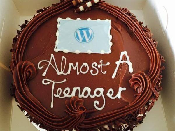 WordPress is 12 Years Old!