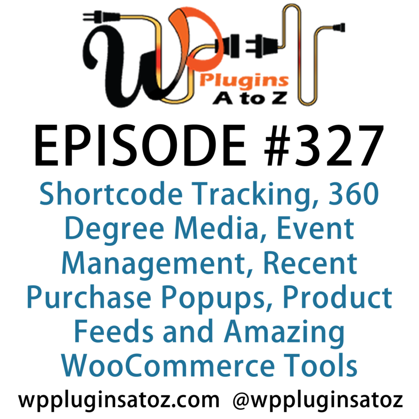 WordPress Plugins A-Z #327 Shortcode Tracking