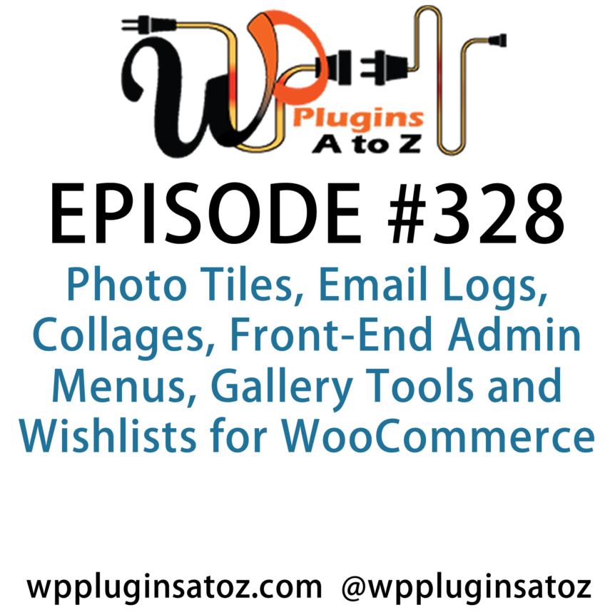 WordPress Plugins A-Z #328 Photo Tiles