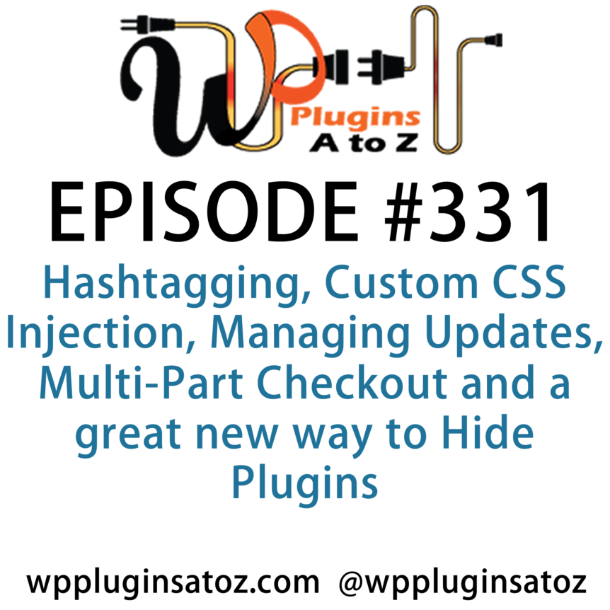 WordPress Plugins A-Z #331 Hashtagging